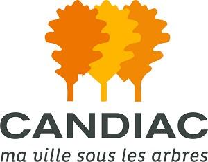 logo de candiac, rive-sud de montréal