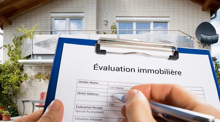 tarifs pour évaluation immobilière à québec