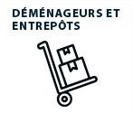 Déménageurs / Entrepôt