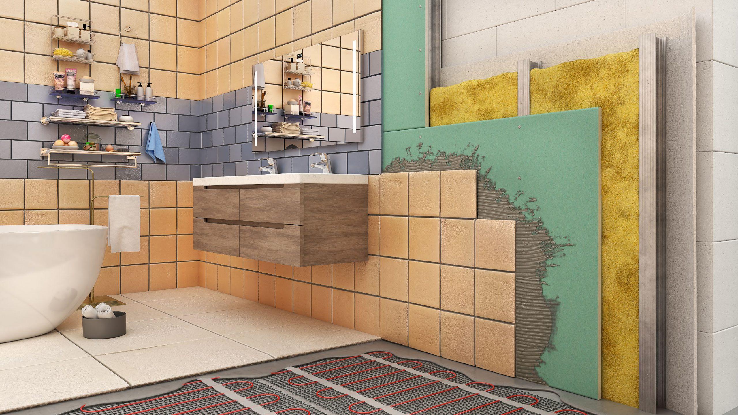 renovation salle de bain entrepreneur